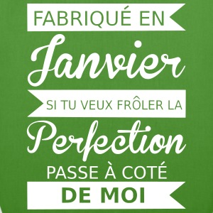 Fabriqué en janvier Bags & Backpacks - EarthPositive Tote Bag