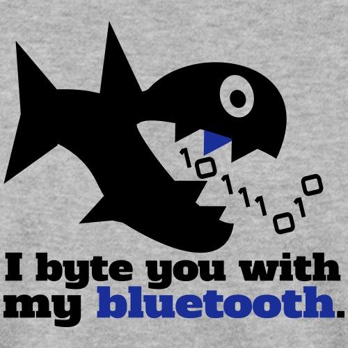 Byte you Nerd Fisch Blueooth