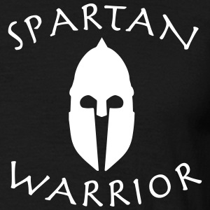 spartan warrior t-shirt - T-skjorte for menn