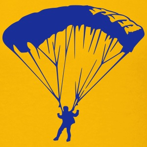 Fallschirm parachute (1 color) Shirts - Teenage Premium T-Shirt