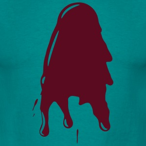Blob drip stains T-Shirts - Men's T-Shirt