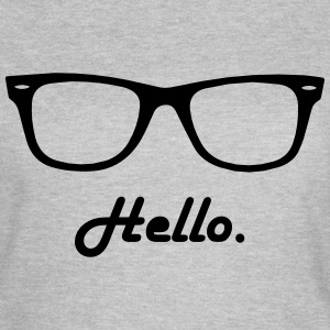 hipster glasses T-Shirts - Women's T-Shirt
