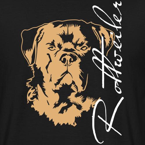 Rottweiler & Schrift