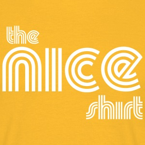 The nice shirt - Männer T-Shirt