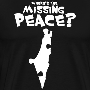 Missing Peace - Men's Premium T-Shirt