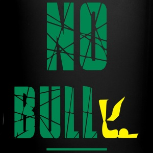 No Bull-y (bully) vector-image Mugs & Drinkware - Full Colour Mug