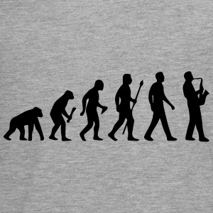 JAZZ EVOLUTIONSTHEORIE SHIRT! Langarmshirts - Teenager Premium Langarmshirt