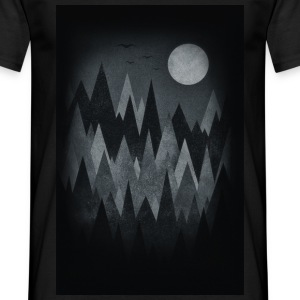 Gruselwald Illustration - Men's T-Shirt