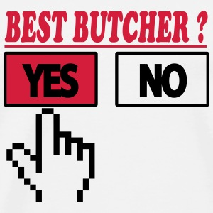 Best butcher ? Yes Tee shirts - T-shirt Premium Homme