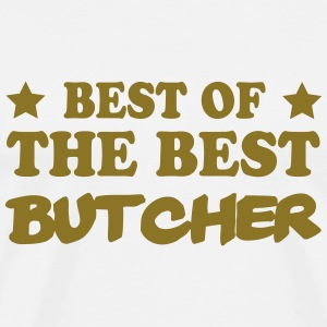 Best of the best butcher Tee shirts - T-shirt Premium Homme