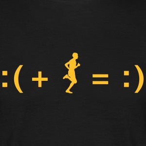 A Formula for Happiness T-shirts - T-shirt herr
