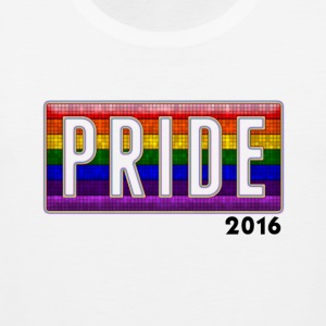 Pride Rainbow v1 Mens - Men's Premium Tank Top