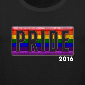 Pride Rainbow v2 Mens - Men's Premium Tank Top