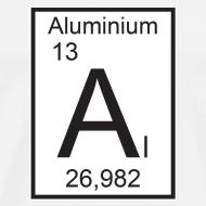 Motiv ~ Aluminium Ordnungszahl 13