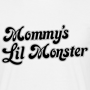 Mommy's Lil Monster - T-shirt Homme