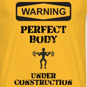 Perfect Body - Men's T-Shirt
