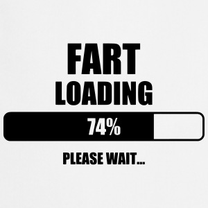Fart Loading - Humor - Funny - Joke - Friend Tabliers - Tablier de cuisine