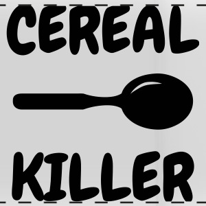 Cereal Killer - Humor - Funny - Joke - Friend Tassen & Zubehör - Panoramatasse
