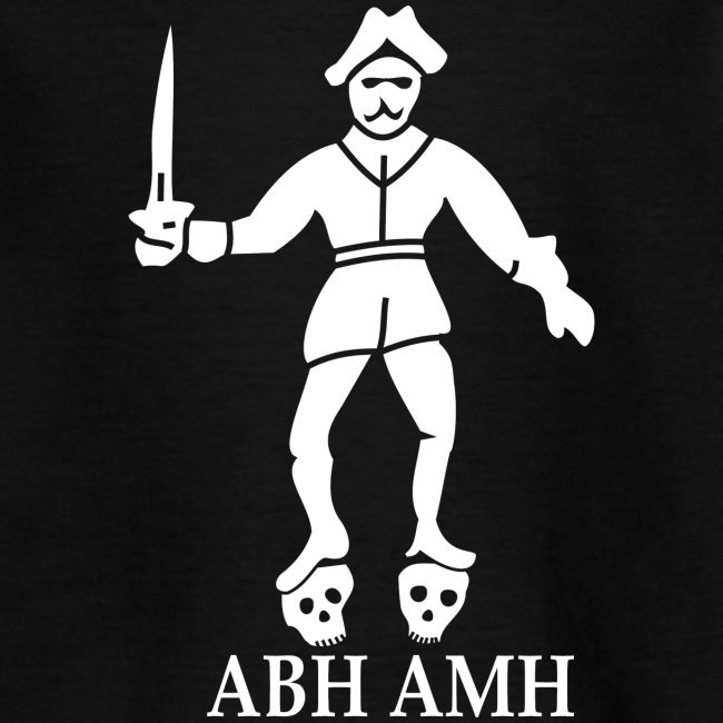 "Tee shirt Enfant ""Roberts Bartholomew Flag v2"""