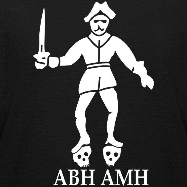 "Tee shirt Ado ""Roberts Bartholomew Flag v2"""