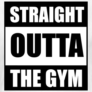 Straight Outta The Gym T-Shirts - Women's T-Shirt