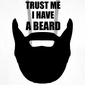 Trust Me I Have A Beard Hoodies & Sweatshirts - Men's Premium Hoodie