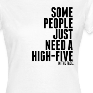 High-Five Womens - Women's T-Shirt