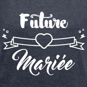 tee shirts futur mari spreadshirt. Black Bedroom Furniture Sets. Home Design Ideas