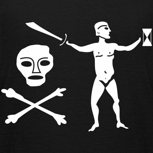 "Tee shirt Ado ""Jean Thomas Dulaien Flag"""