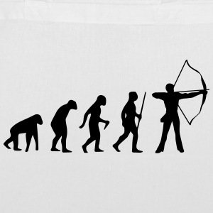 ARCHERY EVOLUTION! Bags & Backpacks - Tote Bag