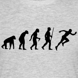 SPRINTER EVOLUTION! T-shirts - Mannen T-shirt