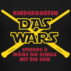 DAS WARS_v2 T-Shirts - Teenager Premium T-Shirt