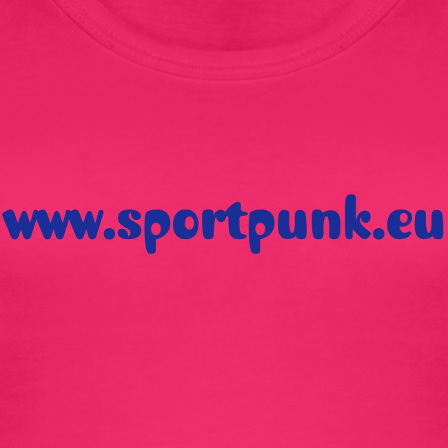 Sports.Punk Girlie Bio Tank Top
