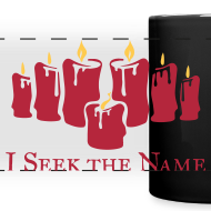 Design ~ I Seek the Name Mug