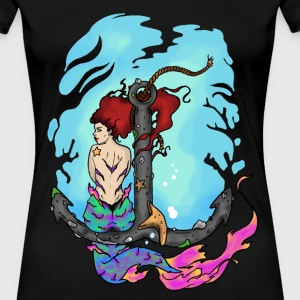 The little mermaid - T-shirt Premium Femme