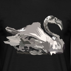 Flamingo dull - Men's T-Shirt