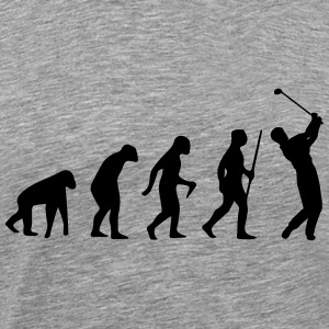 GOLF EVOLUTION T-Shirts - Männer Premium T-Shirt