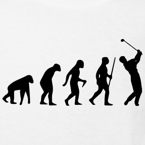 GOLF EVOLUTION Shirts - Kids' Organic T-shirt