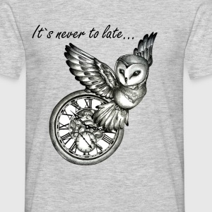 Owltime - Men's T-Shirt
