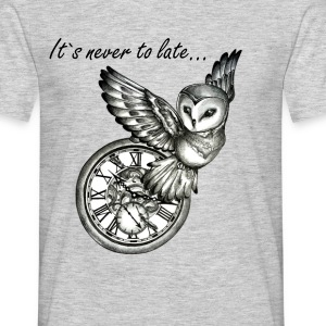 Owltime - T-shirt Homme