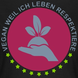 VEGAN T-Shirts - Frauen T-Shirt