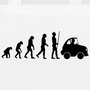 NERD EVOLUTION! Bags & Backpacks - EarthPositive Tote Bag