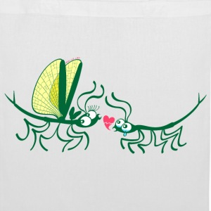 Stick insects painfully breaking their love Bags & Backpacks - Tote Bag