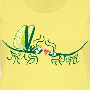 Stick insects painfully breaking their love Tops - Women's Organic Tank Top