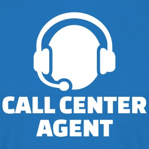 Call center T-Shirts - Männer T-Shirt