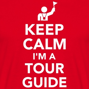 Tour guide T-Shirts - Männer T-Shirt