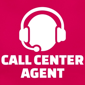 Call center T-Shirts - Frauen T-Shirt