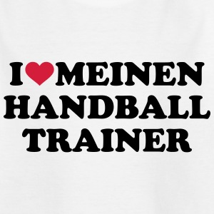 Handball Trainer T-Shirts - Kinder T-Shirt