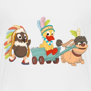Kinder Shirt Indianergruppe - Kinder Premium T-Shirt