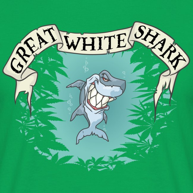 Great White Shark / Strain - male